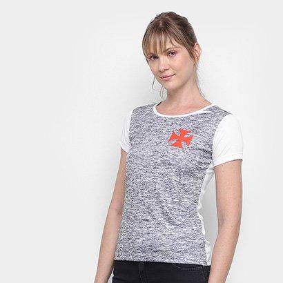 Camisa Vasco Line Feminina