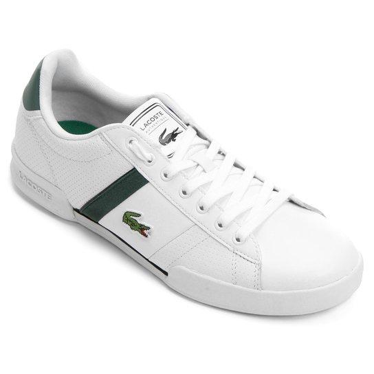 Tênis Lacoste Deston Grv - Compre Agora   Netshoes b99fe25bb1
