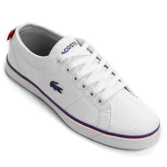 fefa858c8b Tênis Lacoste Marcel Tcl Infantil - Compre Agora   Netshoes