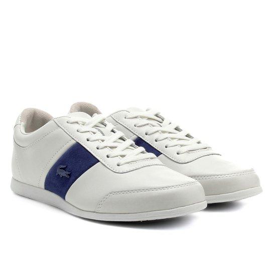 32bad63f82bf5 Sapatênis Couro Lacoste Sportswear Masculino - Compre Agora   Netshoes