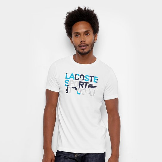 c6f73e10323 Camiseta Lacoste Sport Masculina - Compre Agora