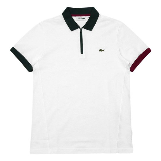 8fdbe04472e55 Camisa Polo Lacoste Manga Curta - Compre Agora   Netshoes
