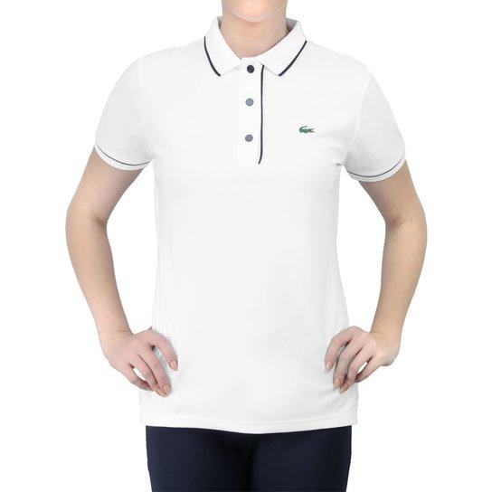 Camisa Lacoste Polo Fancy Tennis - Compre Agora  b04e974476013