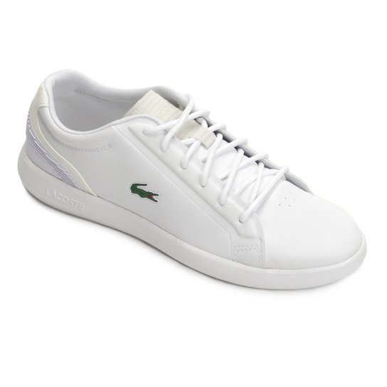 50c6229cb0df8 Tênis Lacoste Avantor 118 Masculino - Branco - Compre Agora   Netshoes