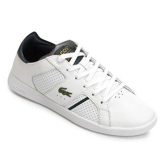 Compre Tenis Branco Lacoste Online   Netshoes 616af42e38