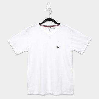 Camiseta Infantil Lacoste Masculina 960df62834