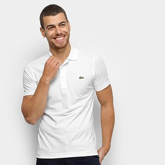 Camisa Polo Lacoste Super Light Masculina