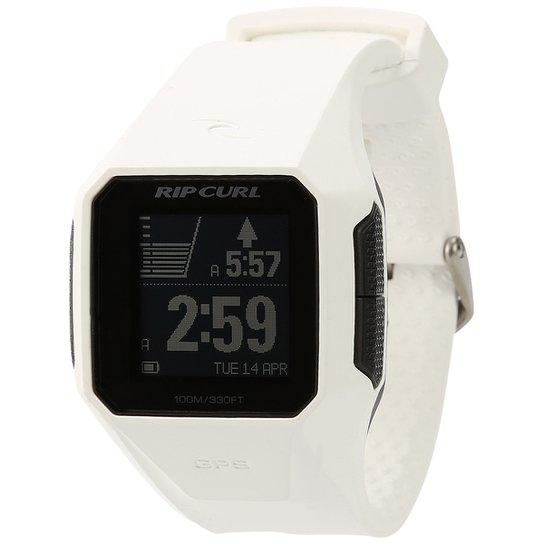 84b481192a8 Relógio Rip Curl Search Gps - Branco - Compre Agora