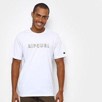 Camisetas Rip Curl Masculinas - Melhores Preços  ce9202f83aa