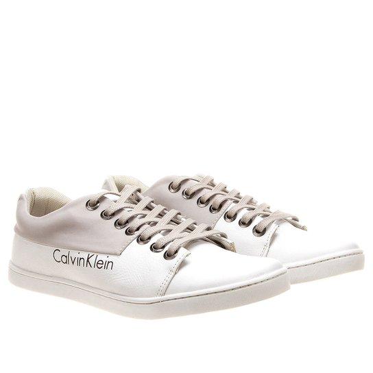 6e155248bd82f Sapatênis Calvin Klein Recortes - Compre Agora   Netshoes