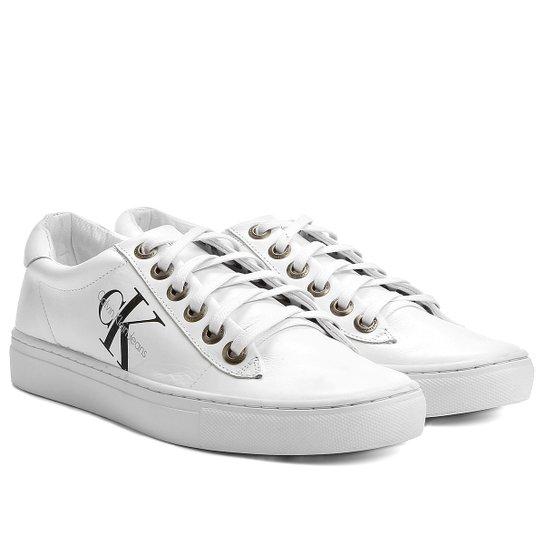 45bd592a971da Sapatênis Calvin Klein CKJ LM - Compre Agora   Netshoes
