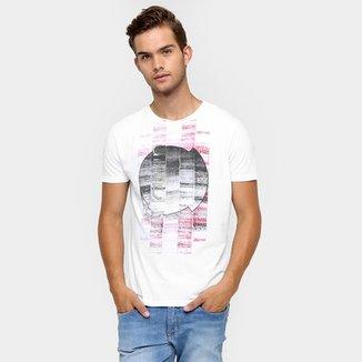46997df3218e1 Camiseta Calvin Klein Estampada