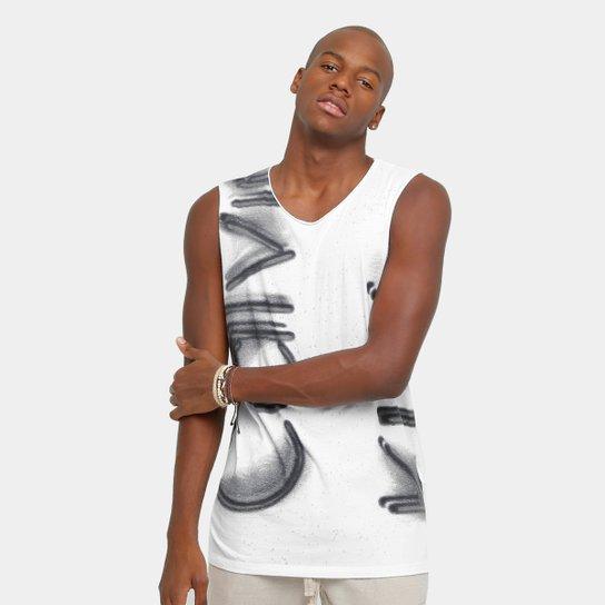 b0efe341d4513 Regata Calvin Klein Respingos Long Masculina - Compre Agora   Netshoes