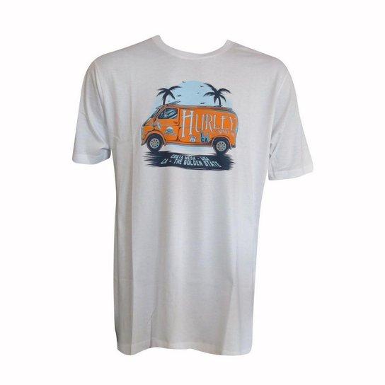 0affdff79016b Camiseta Hurley Silk Furgão - Compre Agora