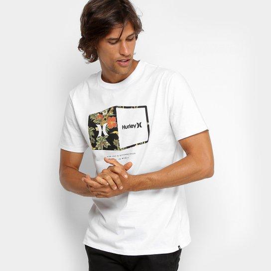 c0bcb44a2c Camiseta Hurley Silk Plaque Masculina - Compre Agora
