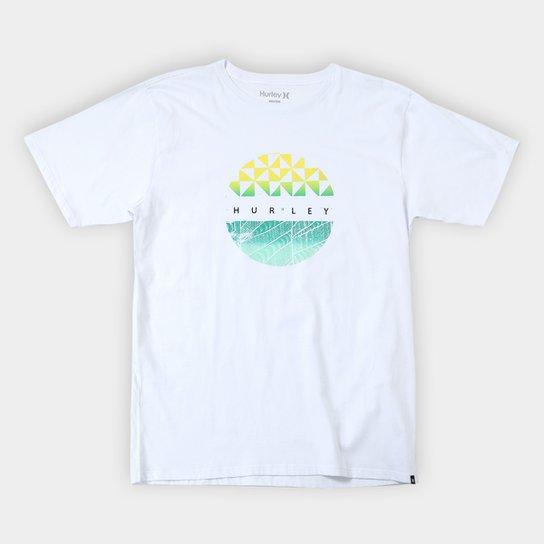 Camiseta Hurley Bula Masculina - Branco - Compre Agora  590c4f1dfb41e