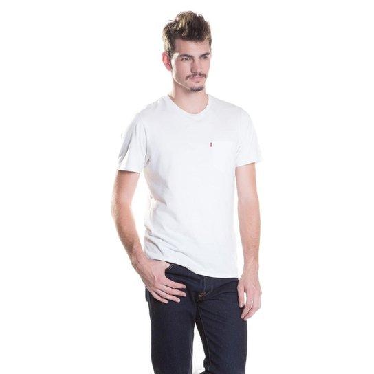 361cb55de8f40 Camiseta Levis Sunset Classic Pocket - Compre Agora
