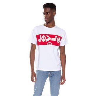 5dfefd3f7d Camiseta Levi s Colorblock Unbasic Masculina