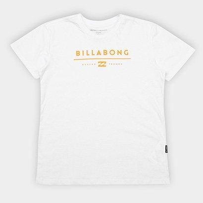 Camiseta Infantil Billabong Unity Masculina