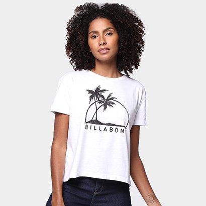 Camiseta Billabong Come At Me Feminina