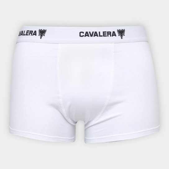 42857539c2eb46 Cueca Sungão Cavalera Colors - Branco