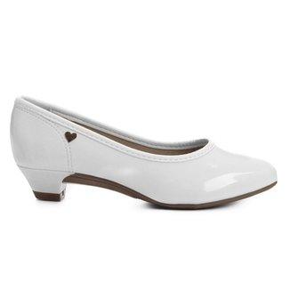 30875a6e50 Sapato Molekinha Boneca Verniz Infantil