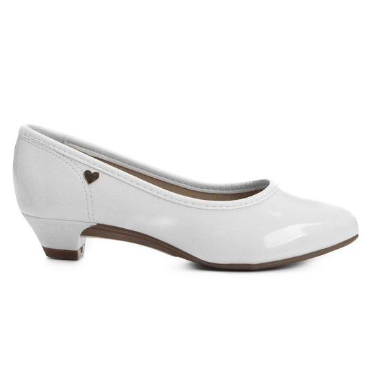 24a247ff60 Sapato Molekinha Boneca Verniz Infantil - Compre Agora