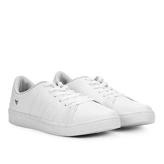 f6ef65c34 Compre Tenis Branco Feminino Online | Netshoes