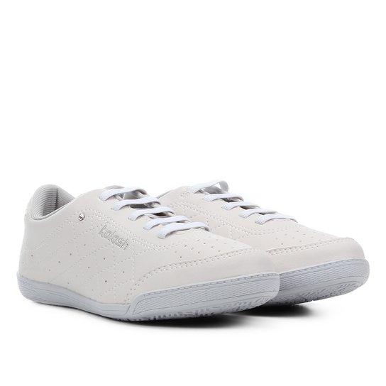 1c32290de94 Tênis Kolosh Matelassê Feminino - Branco - Compre Agora
