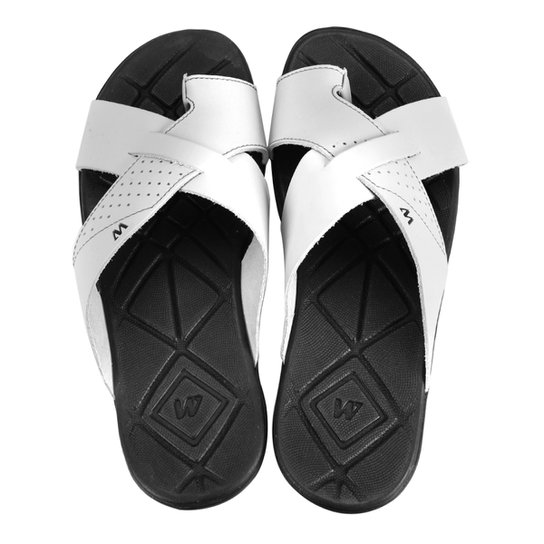 875bdcb7bb Chinelo Couro West Coast New Slater Masculino - Compre Agora