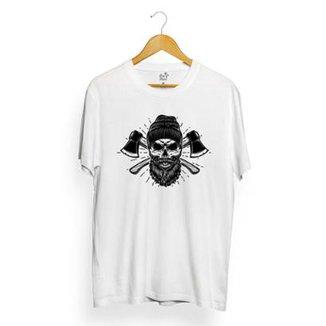 Camiseta Long Beach Lumberjack Masculina f7896e1f903