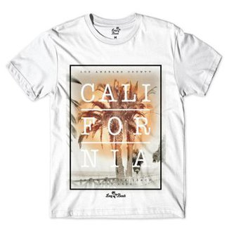 Camiseta Long Beach Cali County Sublimada Masculina 9b54019b312