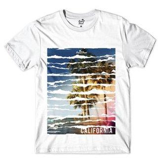 Camiseta Long Beach Long Beach California Sublimada Masculina 2dc04ada0737e