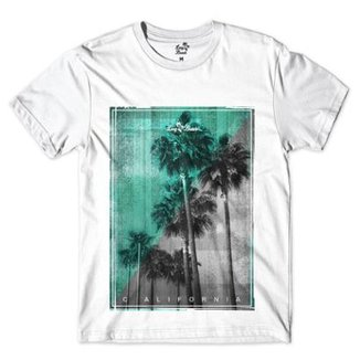 Camiseta Long Beach Vintage Sublimada Masculina b18285393f6