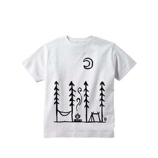 Camiseta Infantil Joss Camping Masculino 1fa2041030180