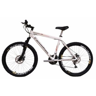 fa9f36f81d3cf Bicicleta MTB Canadian X-Terra 2.0 21 Vel Freio Disco Câmbios Shimano