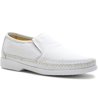 b691887e16 Sapatilha Masculina Conforto Branca