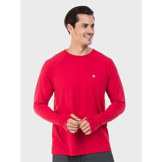 51710f734 Camisa Extreme UV com Proteção Solar Manga Longa com Encaixe para o Dedo  Ice FPU50+ -