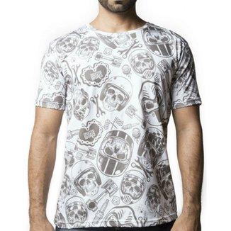 6a6eb3bb84 Camiseta Infantil Somos Todos Iguais Reserva Mini Feminina. Ver similares.  Confira · Camiseta Moto Lovers Caveira Somos Todos Iguais