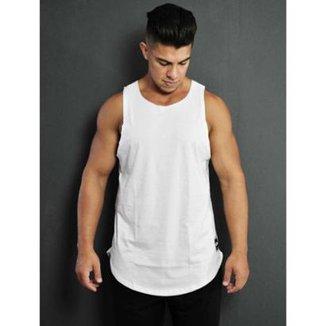 c34e2d51cf Compre Camiseta Regata Masculina Branca Online