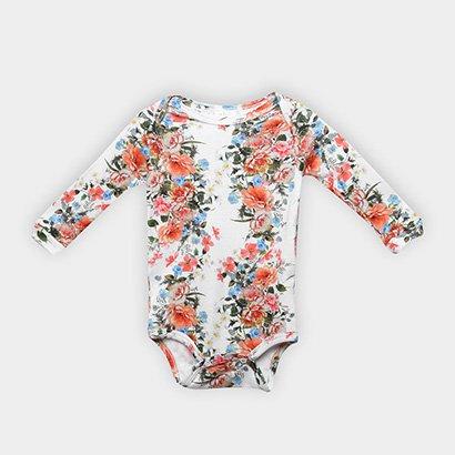 Body Infantil Up Baby Estampado Feminino