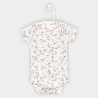 7b92cf6b9 Body Bebê Up Baby Estampado Manga Curta