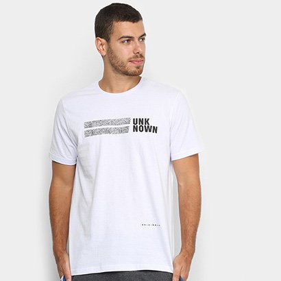 Camiseta Burn Unknown Masculina
