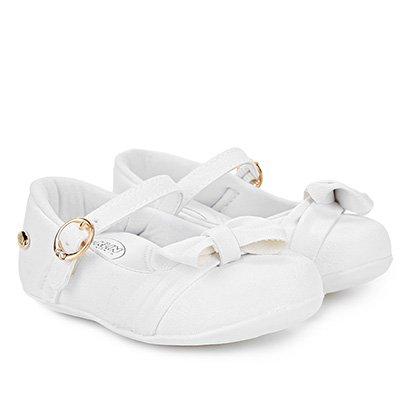 Sapato Infantil Klin Cravinho Princess Feminino