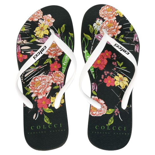 5250f8945 Chinelo Colcci Butterfly | Netshoes