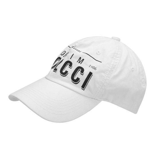 01d9cb162cdcf Boné Colcci Aba Curva Básico Masculino - Branco - Compre Agora ...