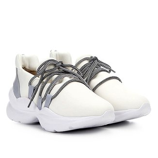 5a94e42f3 Tênis Chuncky Capodarte Sportive Sneaker Neoprene Feminino