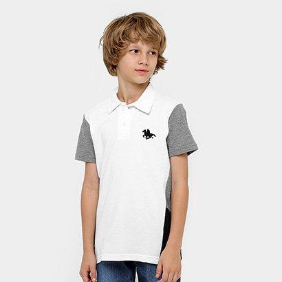 Camisa Polo RG 518 Infantil