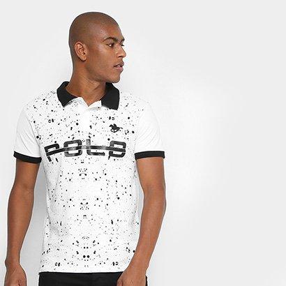 Camisa Polo RG 518 Piquet Bordado Masculina c629c44cf9e08