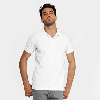 Camisa Polo RG 518 Clássica Bordado Masculina 4a8c437582796